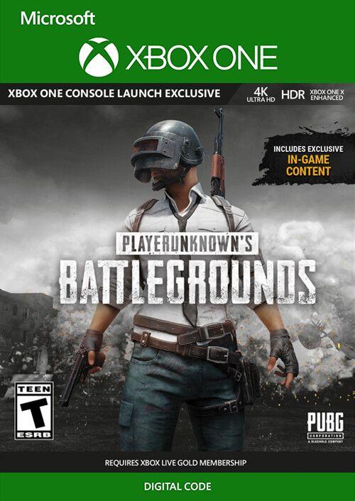 PlayerUnknown's Battlegrounds (Xbox One) £4.49 @ CDKeys