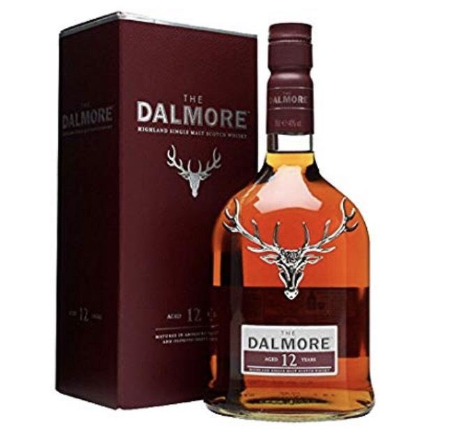 Dalmore 12 (amazon prime day deal) - £30.99