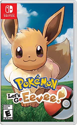Pokemon: Let's Go, Eevee! @ Amazon US - £33.96 / £32.76 (Fee Free card)