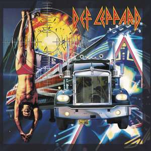 Def Leppard - The Vinyl Collection: Volume One - Prime Exclusive Deal - £68.50