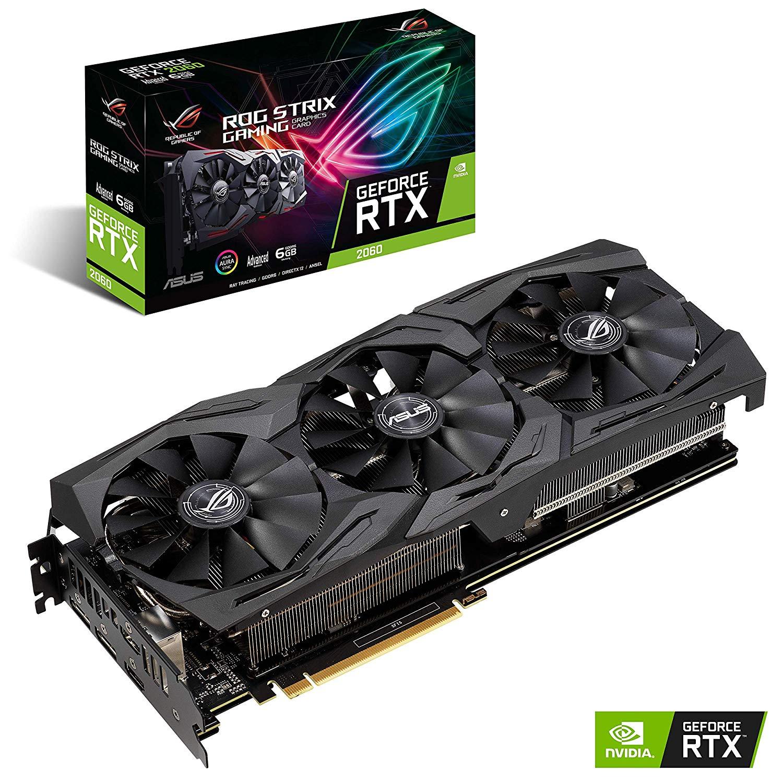 ASUS ROG Strix GeForce RTX 2060 Advanced Edition 6 GB - £342.99 @ Amazon Prime Exclusive