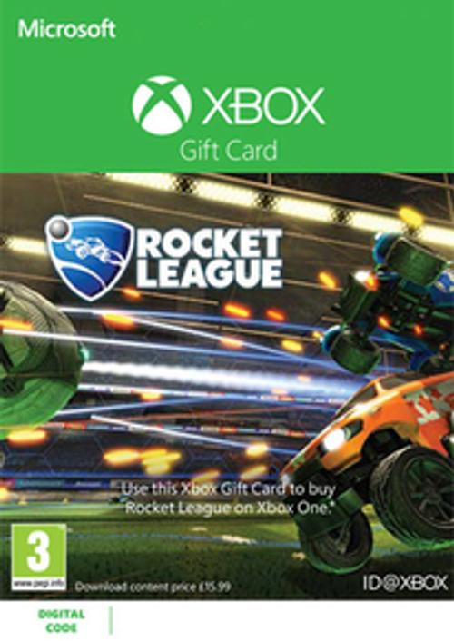 Rocket League (Xbox One) £4.99 @ CDKeys