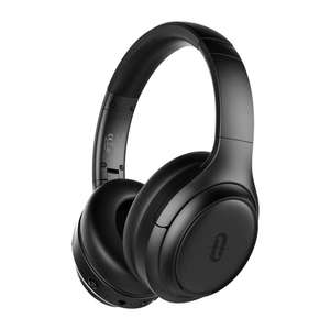 Noise Cancelling Headphones,SoundSurge 60 Bluetooth 5.0 Over Ear Headphones - £37.99 Prime Exc @ Sold by Sunvalleytek-UK and FBA