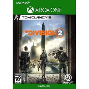 Tom Clancy's The Division 2 (Xbox One) £17.79 @ CDKeys