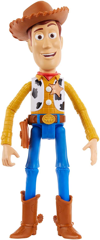 Disney Pixar Toy Story 4 True Talkers Woody Figure - £14 (Prime) £18.49 (Non Prime) @ Amazon