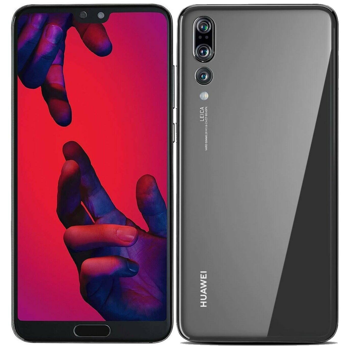 Huawei P20 Pro 128GB 6GB RAM Unlocked - (Black) Manufacturer refurbished B+ - £255.03 @ cheapest_electrical ebay