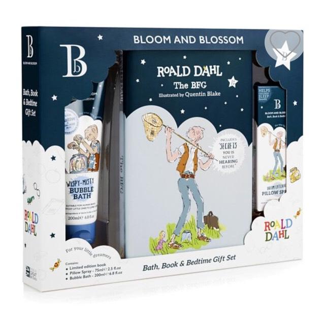 Bloom & Blossom BFG Bath, Book & Bedtime Gift Set - £7.50 @ Boots Shop