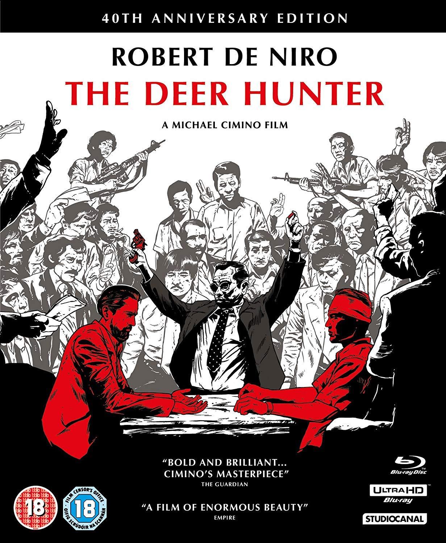 The Deer Hunter 40th Anniversary Collector's Edition 4K UHD/Blu-Ray - £20 @ Amazon