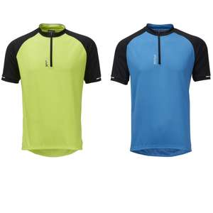 Half Price Ridge Cycle Clothing e.g. Ridge Mens Cycle Jersey in Yellow or Blue £5 / Ridge Cycle Shorts £5 @ Halfords