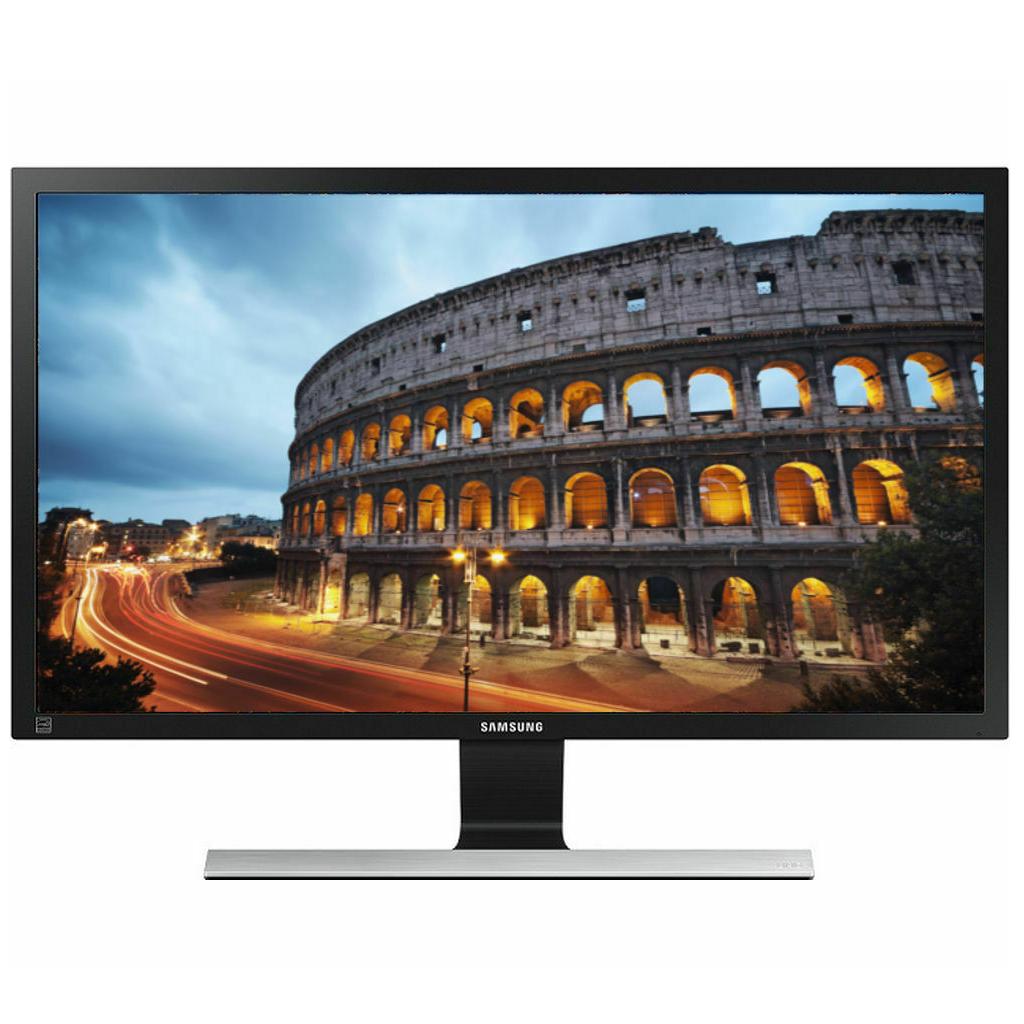 Samsung U28E590D 28 inch 4K UHD Monitor - Refurbished - £143.99 @ techsave2006 / eBay