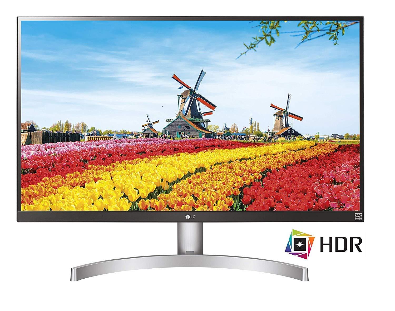 LG 27UK600 27 inch 4K UHD HDR 10 IPS Monitor £282.99 Amazon Prime Only