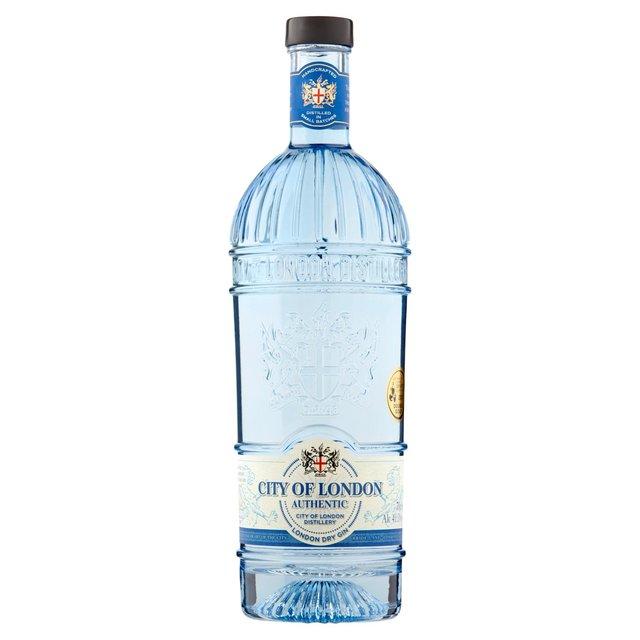 City of london gin - £11.09 instore @ Tesco