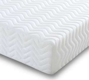 Memory Reflex Foam Mattress - Any Size + FREE PILLOWS WITH EVERY ORDER - Double/Small Double £48 / King £52 with code @ bed-world ebay