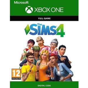 Sims 4 Xbox One Digital Download- Amazon Prime Day - £3.50