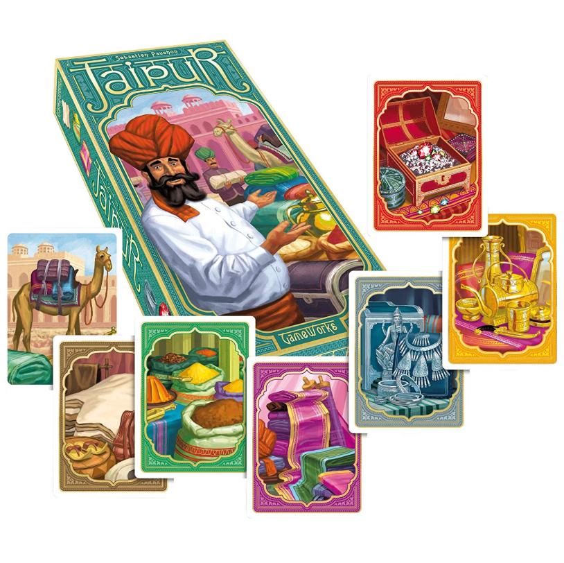 Jaipur Card Game - £8.66 @ Amazon Prime Day exclusive