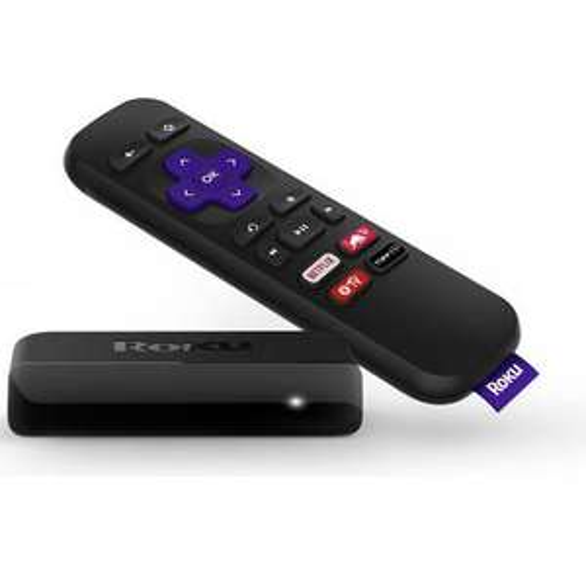Roku Express HD Streaming Player - Stick £19.99 @ Argos Free C&C