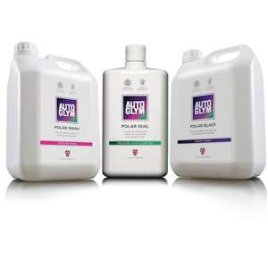 Autoglym Polar Blast / Wash / Seal, from £11.22 @ Amazon Prime Day Exclusive