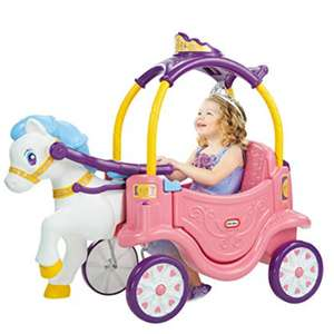 Little Tikes Princess Horse and Carriage - £48.99 @ Amazon Prime Day Exclusive