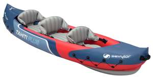 Sevylor Tahiti Plus 2+1 Man Canadian Canoe Inflatable Sea Kayak, 361 x 90 cm £90.38 @ Amazon Prime Day Exclusive