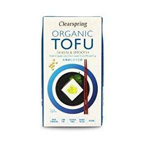 Clearspring Organic Ambient Tofu 300 g (Pack of 6) Amazon - £5.46 Free Delivery with S&S