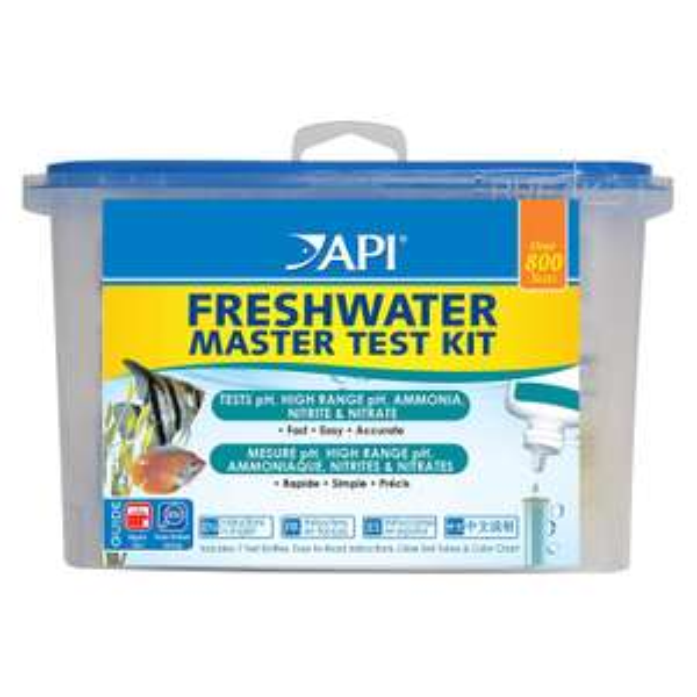API Freshwater + Pond Master Kit + Stress Coat - 30% Off - £18.77 Prime Day Exclusive @ Amazon