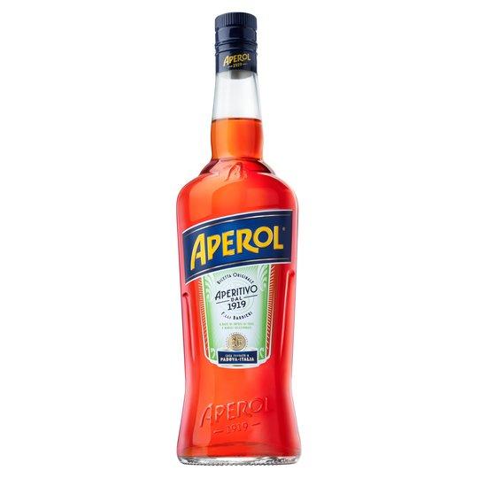 Aperol Aperitivo 1L £12 (Prime) £16.49 (Non Prime) @ Amazon