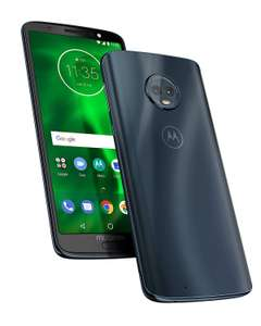 Moto G6 UK Sim-Free Smartphone with 4GB RAM and 64GB - Deep Indigo only £139.99 amazon prime deal