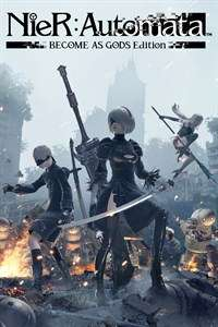 NieR:Automata BECOME AS GODS Edition (Xbox One X Enhanced) £23.44 @ Microsoft Store