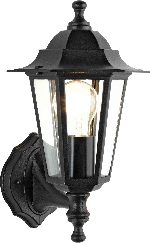 Home Outdoor Wall Lantern - Black - £4 @ Argos