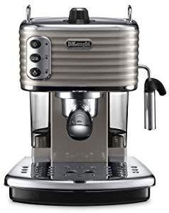 De'Longhi Scultura ECZ351BG Traditional Pump Espresso Machine - Champagne - £99.99 @ Amazon Prime Day Exclusive