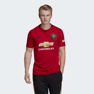 New Manchester United Home & Away Shirt for £48.71 delivered with code at Adidas