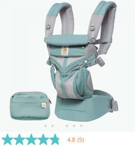 Ergobaby omni 360 cool air mesh baby carrier for £118.9 using £30 off code from Pampers RRP 154.90