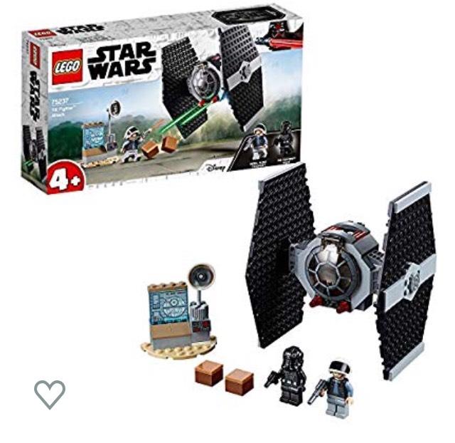 LEGO 75237 Star Wars TIE Fighter Attack - £13.50 @ Sainsbury's (Liverpool)