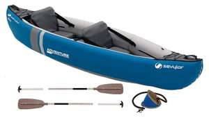 Sevylor Adventure Plus 2-3 Inflatable Kayak kits (different options) from £184.75 @ Amazon Prime Day Exclusive