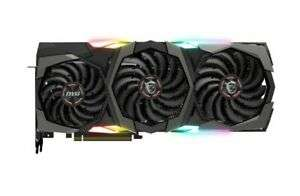 MSI GeForce RTX 2080 GAMING X TRIO 8GB Graphics Card for £610.69 @ Ebuyer ebay with code