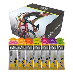 SIS Go Isotonic Energy Gel Mixed Pack 35x60ml, 35 Units - £20.99 @ Amazon Prime Exclusive
