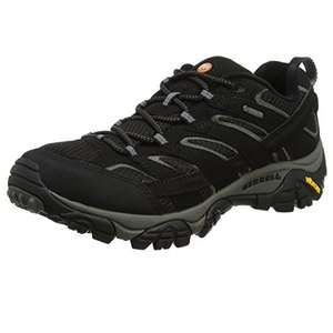Merrell Men's Moab 2 Mid Gore-tex Low Rise/ High RiseHiking Boots-Black, £54.57/61.95 at Amazon