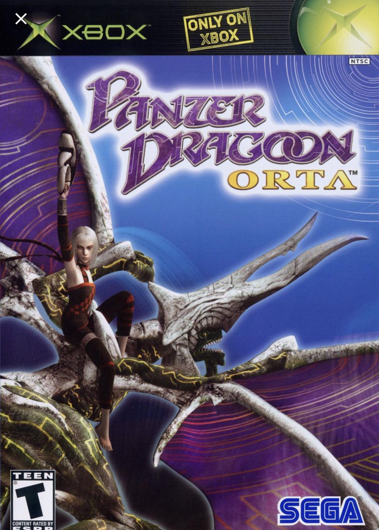 Panzer Dragoon Orta (Xbox/Xbox one) @ Microsoft store - £4.49