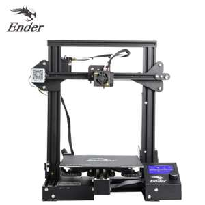 Creality 3D Ender 3 Pro High Precision 3D Printer £159.73 Delivered - DE Warehouse @ Tomtop