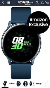 Samsung Galaxy Watch Active 40mm Green - Exclusive to Amazon - £169 Prime Day Exclusive