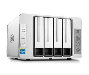 Terramaster 4 Bay Nas drive F4-220 with intel processor £229.99 @ Terra-master.com