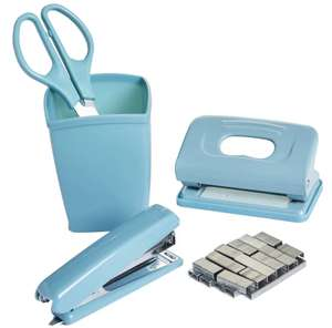 Desktop Set - 5 Pieces for 50p @ Wilko (In Store / More in OP)