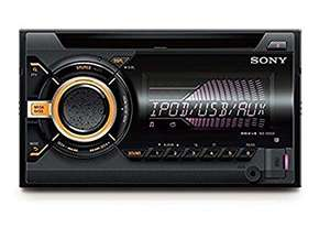 Sony WX-900BT 2DIN In-Car Media Receiver with NFC and Bluetooth £78.04 Amazon Prime Day Deal