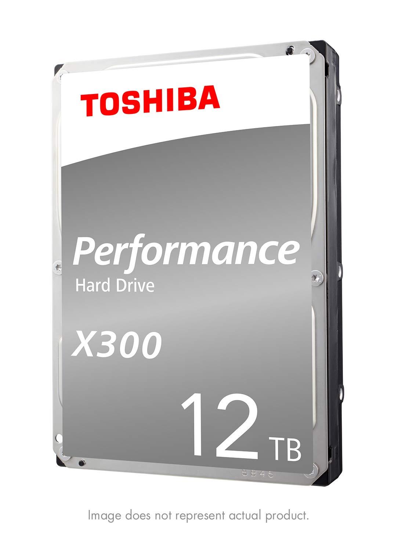 Toshiba X300 12TB Performance & Gaming Internal Hard Drive - £290.57 @ Amazon Prime Day