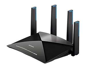 NETGEAR R9000 Nighthawk X10 Tri-Band AD7200 (7.2 Gbps) Smart Wi-Fi Router - Alexa enabled £294.14 Amazon Prime Day Deal
