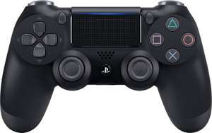 Sony PlayStation DualShock 4 Controller(s) - Black £29.99, other colours £34.99 @ Amazon