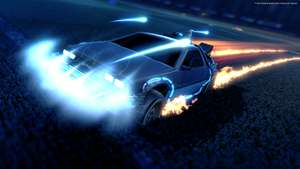 Rocket League® - Back to the Future™ Car Pack 79p @ Microsoft Store