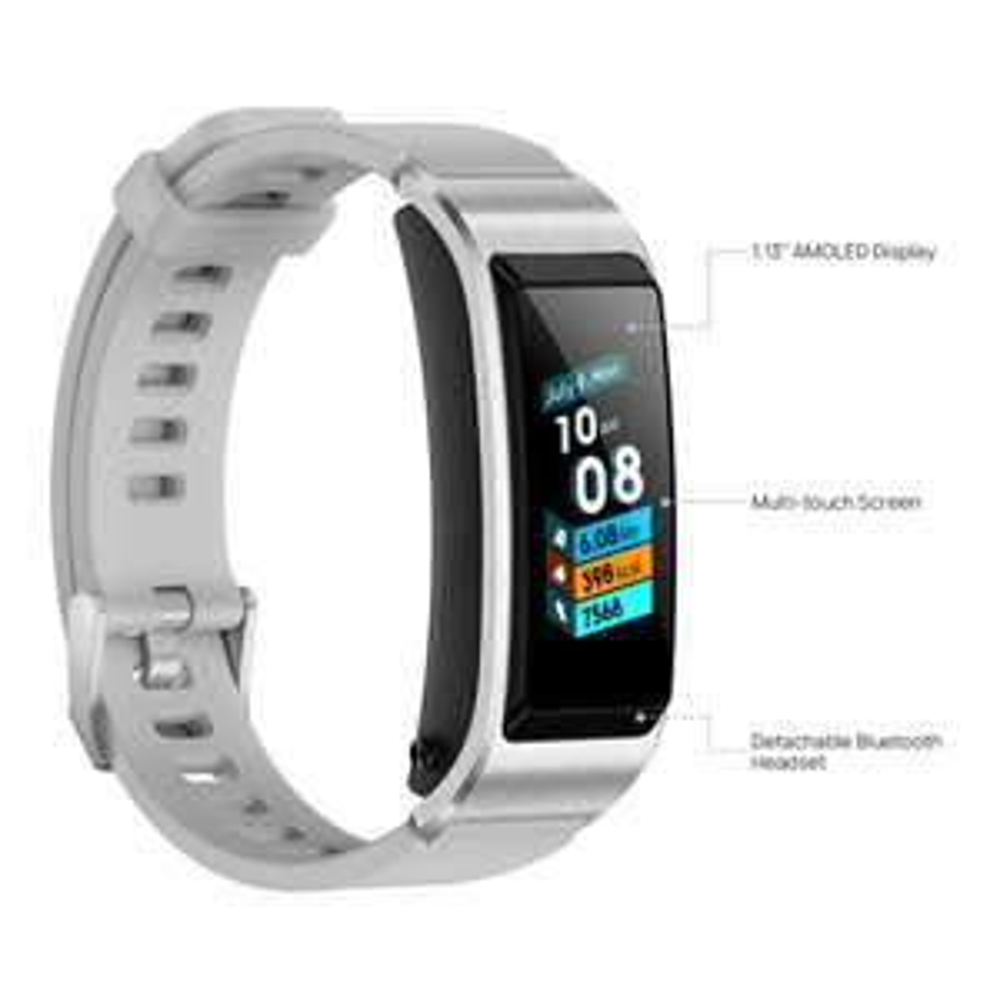 "Huawei TalkBand B5-1.13"" AMOLED 2-in-1 Fitness Wristband Activity Tracker - Amazon Warehouse - £62.45"
