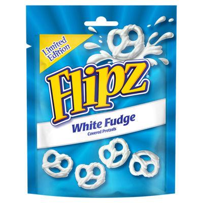 Flipz White fudge Covered Pretzels - 3 for a £1 @ Heron