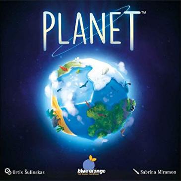 Blue Orange Planet Board Game, Multicolour  £19.67 @ Amazon (Prime Day Exclusive)